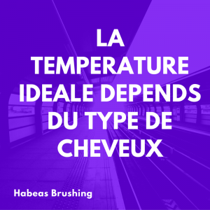 synthèse température