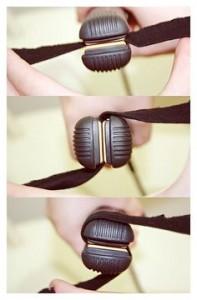 onduler ses cheveux avec un lisseur
